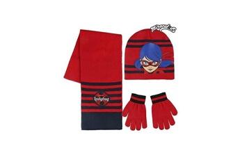 Autres jeux créatifs Lady Bug Bonnet, écharpe et gants lady bug 189