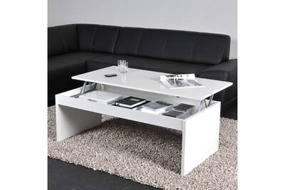 Table Basse Weber Industries Table Basse Relevable Rectangulaire