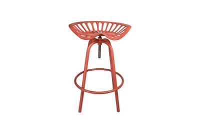 Ensemble table et chaise de jardin Esschert Design Tabouret haut ...
