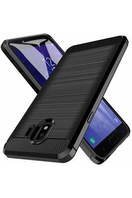 Coque Smartphone Giscom Etui Samsung Galaxy A9 2018 Protection Renforce Tpu 2 En 1