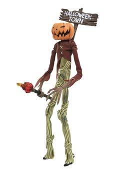 Figurines personnages Diamond Book Distributors Pumpkin king jack (nightmare before christmas) action figure