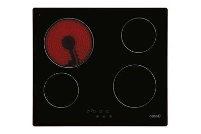 Cata Table De Cuisson Vitrocéramique T604 60cm Noire