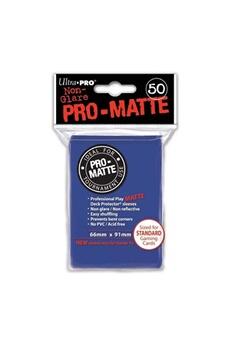 Jeux de cartes Ultra Pro Ultra pro matte blue 50 sleeves - 12 packs