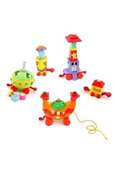Playmobil Golden Bear In the night garden ninky nonk musical activity train