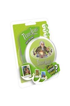 Jeux de cartes ASMODEE Timeline invention - time01fr
