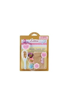 Poupées Lottie Lottie doll accessory hair care set