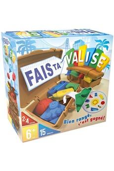 Jeux en famille ASMODEE Fais ta valise ! - sf01fr