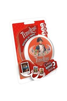 Jeux de cartes ASMODEE Timeline histoire de france - timecofr
