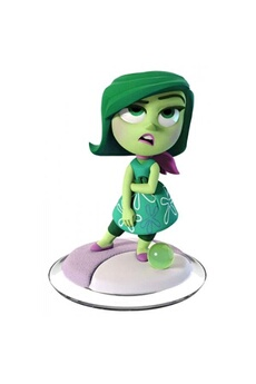 Figurine Disney Interactive Disney infinity 3.0 disgust (inside out) character figure