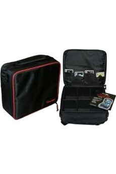 Jeux de cartes Ultra Pro Ultra pro portable trading card carrying case
