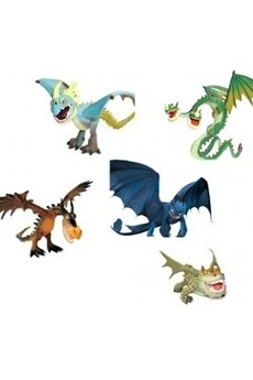 Figurines personnages Spin Master How to train your dragon action dragons