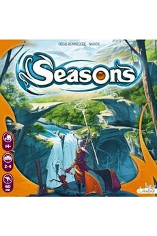 Jeux de cartes ASMODEE Seasons board game