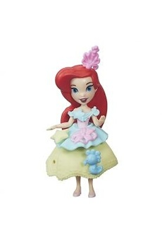 Poupées Hasbro Disney princess ariel small doll