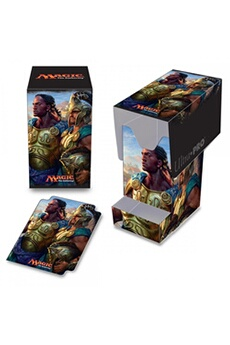 Jeux de cartes Ultra Pro Magic the gathering: commander 2016 kynaios and tiro of meletis ultra pro deck box with tray