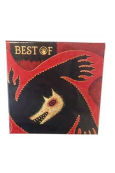 Jeux de cartes ASMODEE Best of werewolves
