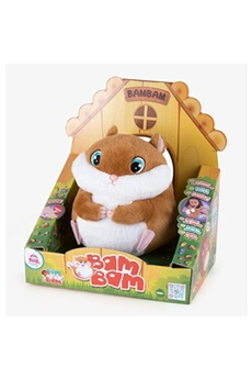 Peluches Imc Bam bam hamster