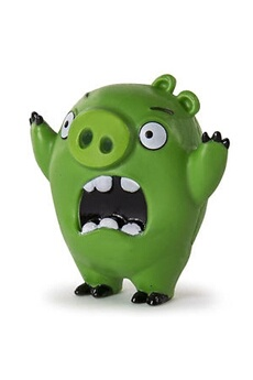 Jeux d'imitation Spin Master The pigs angry birds collectible figures