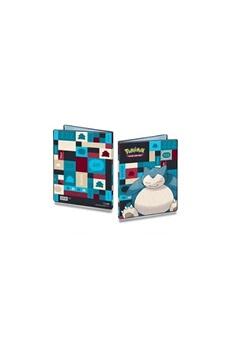 Jeux de cartes Ultra Pro Ultra pro pokemon snorlax 9-pocket portfolio