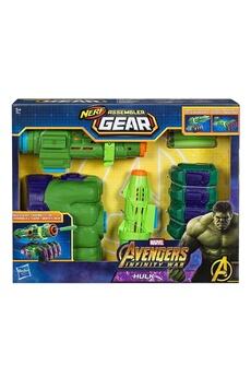 Jeux d'imitation Hasbro The avengers marvel infinity war nerf hulk assembler gear