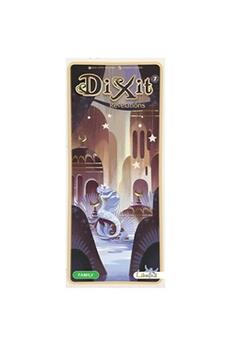 Jeux de cartes ASMODEE Dixit 7 revelations expansion