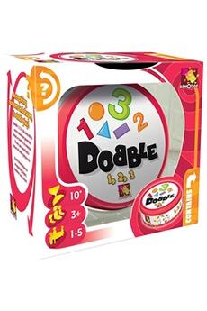 Jeux de cartes ASMODEE Dobble 123