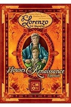 Jeux de cartes Cmon Limited Lorenzo il magnifico houses of renaissance