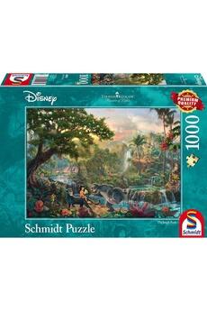 Puzzles Schmidt Thomas kinkade disney le livre de la jungle 1000 pièce puzzle