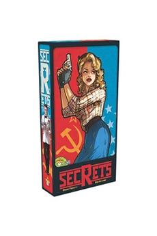 Jeux de cartes ASMODEE Secrets