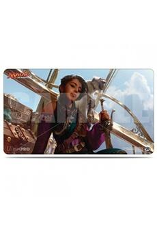 Jeux de cartes Ultra Pro Magic the gathering: aether revolt kari zev, skyship raider ultra pro playmat