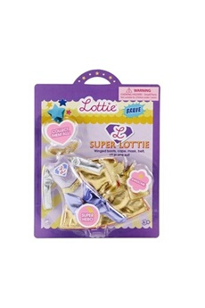 Poupées Lottie Lottie doll accessory super lottie