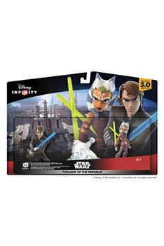 Figurine Disney Interactive Disney infinity 3.0 star wars twilight of the republic play set
