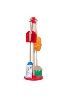 Jeux d'imitation MELISSA & DOUG Let's play house! Dust! Sweep! Mop!