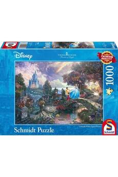 Puzzles Schmidt Thomas kinkade disney cendrillon 1000 pièce puzzle