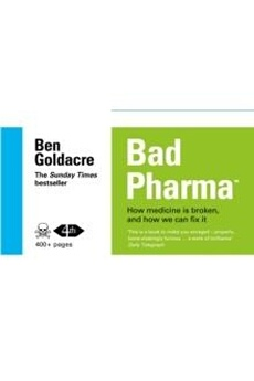 Figurines personnages Harpercollins Publishers Bad pharma : how medicine is broken, and how we can fix it