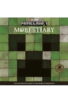 Figurines personnages Egmont Uk Ltd Minecraft mobestiary : an official minecraft book from mojang