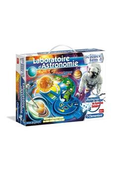 Jeux ludo éducatifs Science Et Jeu Laboratoire d'astronomie et ses nombreux accessoires
