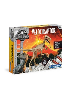 Figurines animaux Science Et Jeu Archéo ludic jurassic world - velociraptor