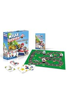 Jeux de cartes Dujardin Mille bornes mario kart - 59002