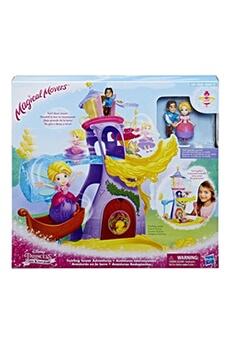 Accessoires de poupées DISNEY PRINCESSES Château malette des princesses - e1745eu40