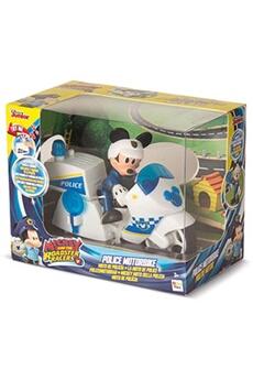 Puzzles Mickey Moto mickey policier - 182349