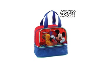 Autres jeux créatifs Mickey Mouse Sac pour snack mickey mouse 32237 rouge bleu