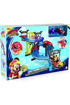 Circuits de voitures Mickey Super piste d'entrainement mickey & ses amis top départ