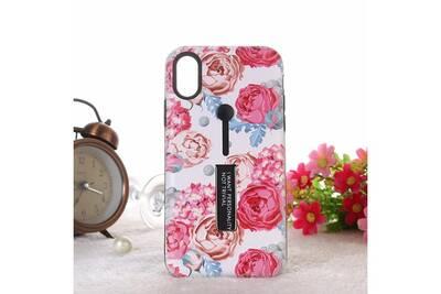 coque iphone xr avec fleur