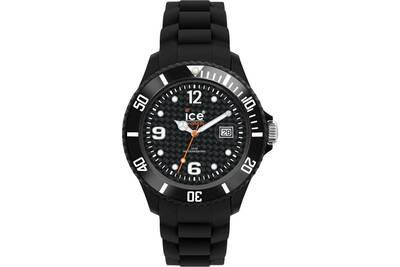 super qualité usa pas cher vente la meilleure attitude Montre ice-watch big sili forever si.bk.b.s.09 noire