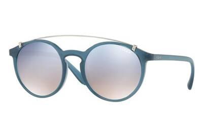 Lunettes Bleu 25347b Femme Vo5161s Vogue Soleil De zLMUSGqVp