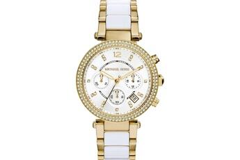 Montre Femme Michael Kors Madison MK5888 Bracelet tricolore En Acier Inoxydable