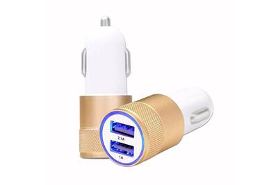 chargeur usb allume cigare darty