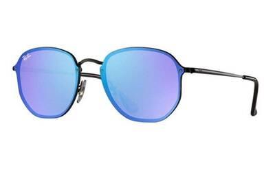 lunette de soleil homme ray ban bleu