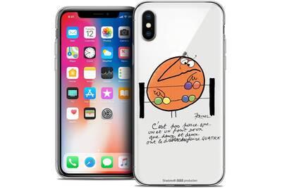 coque iphone xs fine apple