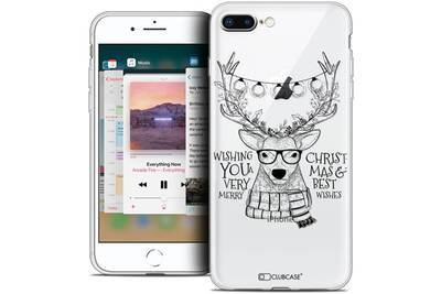 coque iphone 8 plus cerf
